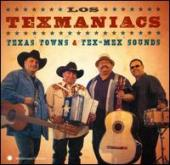 Album artwork for Texas Towns And Tex-Mex Sounds