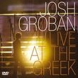 Album artwork for JOSH GROBAN LIVE AT THE GREEK