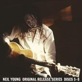 Album artwork for Neil Young: Original Release Series discs 5-8