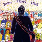 Album artwork for JOHN PRINE LIVE