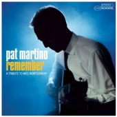 Album artwork for PAT MARTINO - REMEMBER: A TRIBUTE TO WES MONTGOMER