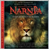 Album artwork for THE CHRONICLES OF NARNIA OST (MUSIC INSPIRED BY)
