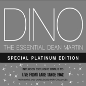 Album artwork for DINO: THE ESSENTIAL DEAN MARTIN