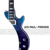 Album artwork for LES PAUL AND FRIENDS AMERICAN MADE WORLD PLAYED
