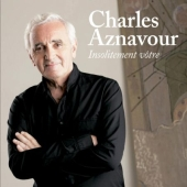 Album artwork for Charles Aznavour: INSOLITEMENT VOTRE