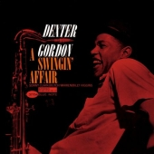 Album artwork for DEXTER GORDON - A SWINGIN' AFFAIR