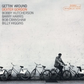 Album artwork for GETTIN' AROUND / Dexter Gordon
