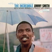 Album artwork for Jimmy Smith: Softly As a Summer Breeze