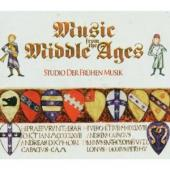 Album artwork for MUSIC FROM THE MIDDLE AGES