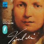Album artwork for THE VERY BEST OF VIVALDI