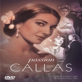 Album artwork for PASSION CALLAS