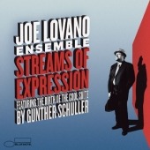 Album artwork for STREAMS OF EXPRESSION