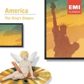 Album artwork for King's Singers: America