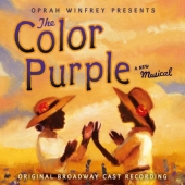 Album artwork for THE COLOR PURPLE: A NEW MUSICAL