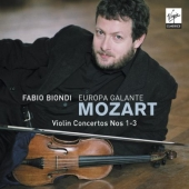 Album artwork for VIOLIN CONCERTOS NOS. 1-3