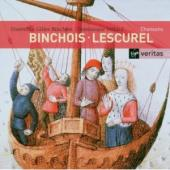 Album artwork for CHANSONS (BINCHOIS / LESCUREL)