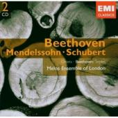 Album artwork for BEETHOVEN: SEPTETS / OCTETS