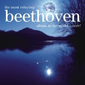 Album artwork for BEETHOVEN - THE MOST RELAXING BEETHOVEN ALBUM IN T