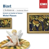 Album artwork for Bizet: L'Arlésienne - Incidental Music / Plasson