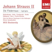Album artwork for DIE FLEDERMAUS HIGHLIGHTS