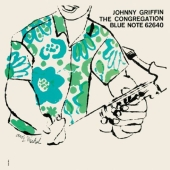 Album artwork for JOHNNY GRIFFIN - THE CONGREGATION