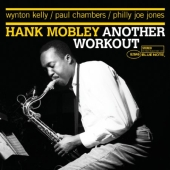 Album artwork for HANK MOBLEY - ANOTHER WORKOUT