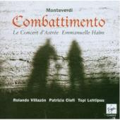 Album artwork for Monteverdi: COMBATTIMENTO