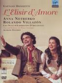 Album artwork for Donizetti: L'Elisir D'Amore / Netrebko, Villazon
