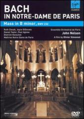 Album artwork for Bach: Mass in B Minor in Notre-Dame de Paris