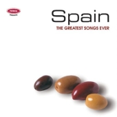 Album artwork for Spain - The Greatest Songs Ever