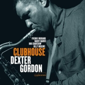 Album artwork for Dexter Gordon: Clubhouse