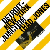 Album artwork for DETROIT- NEW YORK JUNCTION