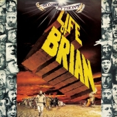 Album artwork for MONTY PYTHON'S THE LIFE OF BRIAN (OST)