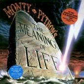 Album artwork for MONTY PYTHON'S THE MEANING OF LIFE