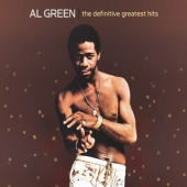 Album artwork for AL GREEN THE DEFINITIVE GREATEST HITS