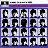 Album artwork for The Beatles: A Hard Day's Night