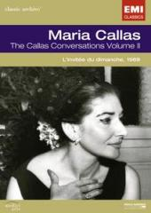 Album artwork for Maria Callas: The Callas Conversations Vol. 2 (196