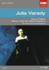 Album artwork for JULIA VARADY: SONG OF PASSION