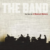 Album artwork for THE BAND - THE BEST OF THE MUSICAL HISTORY