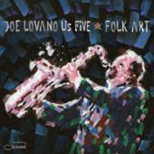 Album artwork for Joe Lovano Us Five - Folk Art