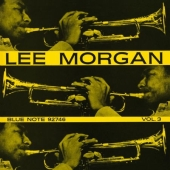 Album artwork for LEE MORGAN: VOLUME 3