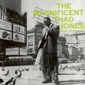 Album artwork for THAD JONES: THE MAGNIFICENT THAD JONES RVG