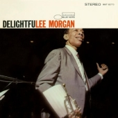 Album artwork for LEE MORGAN - DELIGHTFULEE