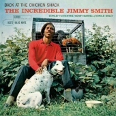 Album artwork for JIMMY SMITH: BACK AT THE CHICKEN SHACK