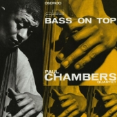 Album artwork for Paul Chambers: Bass On Top (RVG)
