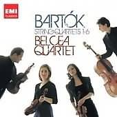 Album artwork for Bartok: String Quartets 1-6 / Belcea Quartet