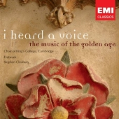 Album artwork for I Heard a Voice: The Music of the Golden Age