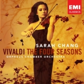 Album artwork for Vivaldi: The Four Seasons / Chang, Orpheus Chamber