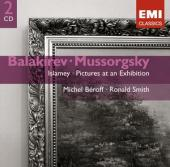 Album artwork for BALAKIREV: ISLAMEY / MUSSORGSKY: PICTURES AT AN EX