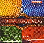 Album artwork for Wagner: The Goodall Ring - Highlights
